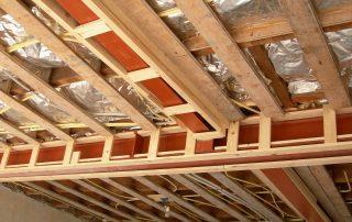 Totaalprojecten tengelen raamwerk plafond wanden plaatsen